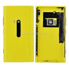 Back Cover + Camera Lens Camera Light Flash Side Keys for Nokia Lumia 920 Yellow