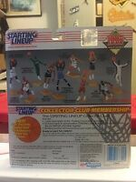 1995 Kenner Starting Lineup Basketball SLU