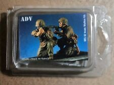 ADV AZIMUT PRODUCTION 35539 - MG 42 TEAM WAFFEN SS - 1/35 RESIN KIT