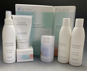 DermaNew Personal Microdermabrasion System Set Old Stock New and sealed