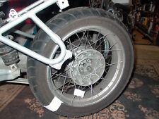 """BMW OIL Head R1100R 4.00 X 17"""" REAR SPOKE Wheel Rim + DISK R850R  Paralever"""