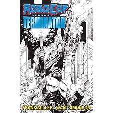 Robocop Vs. Terminator Gallery Series by Walter Simonson, Frank Miller Hardback