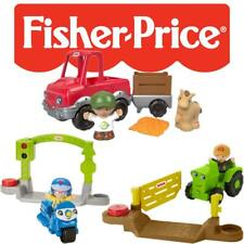Fisher-Price Little People Vehicle Playset Collection