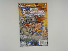 DC Comics Presents: Superman Doomsday #1 DC 2011 VF 100 Page Spectacular!