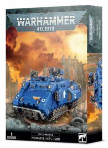 Primaris Impulsor Warhammer 40K Space Marines Adeptus Astartes