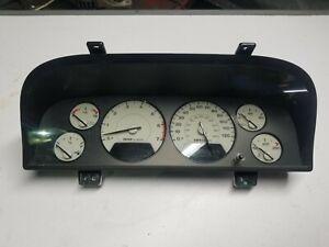 99-04 Jeep Grand Cherokee Wj Instrument Speedometer Gauge Cluster Limited 167k