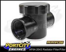 Aeroflow Billet Radiator Filter/Filler -16AN ORB AF64-2043