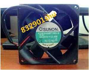 Original for SUNON KDE2408PTB3-6 Coolig Fan 80*80*25mm DC 24V 2.4W 2pin  #0530