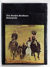 DOOBIE BOTHERS   Stampede   Rare 1st issue 1975  8-Track tape SEALED