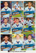 2013-14 Select A League Soccer Card Base Team Set Sydney FC (10)
