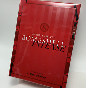 Sealed NIB **** Victoria's Secret Bombshell Intense Eau De Parfum, 3.4 fl. oz.