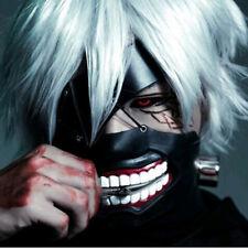 Tokyo Ghoul Kaneki Ken Mens Adult Halloween Horrible Cosplay Mask Christmas Gift