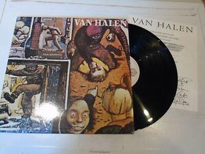 VAN HALEN - Fair Warning - 1981 UK 9-track vinyl LP
