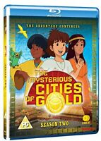 The Mysterious Cities Of Gold  Season 2 The Adventure Continues (Bluray) [DVD]