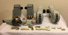 Power Rangers - Tor the Shuttle Zord Parts - Arms, Battery Cover, Trim, etc.
