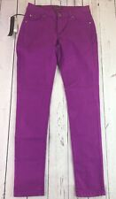 James Jeans Size 26 Twiggy Violet Jegging Skinny Light Weight Denim's BL1