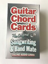 Flame Tree Music Guitar Chord Cards Illustrations With Online Audio Links