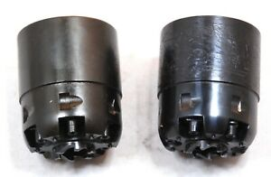 A Pair of lightly shot Pietta 44 Caliber Percussion Cylinders with Nipples