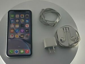 iphone XR Physical dual sim 256 GB White colour A2108 Excellent Australia Stock
