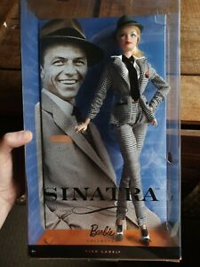 Sinatra Barbie Collector New In Box