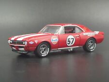 1967 CHEVY CHEVROLET CAMARO Z28 #57 HEINRICH RARE 1:64 SCALE DIECAST MODEL CAR