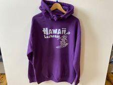 New - Hawaii Lacrosse Hoodie - XL