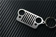 For Chrysler JEEP keyring keyfob Schlüsselring porte-clés JEEP WILLYS CHEROKEE