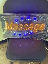 Massage Sign for Business - Led Massage Light