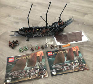 LEGO 79008  The Lord of the Rings Pirate Ship Ambush ~ RETIRED ~ Complete No Box