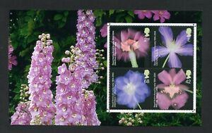 GB 2004 Booklet pane GLORY OF THE GARDENSG 2456aMNH / UMM FV£3.46 (S9)(S*-10)