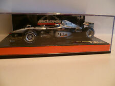 Mc LAREN MERCEDES N°3 MP4-16 : M.HAKKINEN ~  NEUF