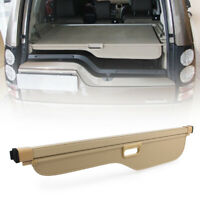 Rear Cargo Cover Retractable Luggage Shade For Land Rover Discovery LR4/R3 09-16