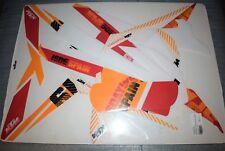 kit stickers déco SIX DAYS SPAIN KTM 125 150 250 300 350 450 500 SX SX-F EXC-F
