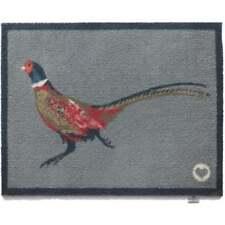 Hug Rug Indoor Barrier Doormat 65cm X 85cm Pheasant 1 Non Slip Highly Absorbent