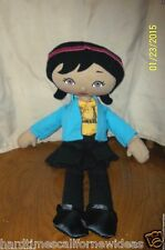 "Pottery Barn Kids OLIVIA 18"" Rag Doll"