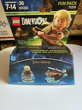 The Lord of The Rings Legolas Arrow Launcher Fun Pack 71219 Lego Dimensions New