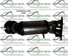 Catalytic Converter-Exact-Fit Front Davico Exc CA 17358