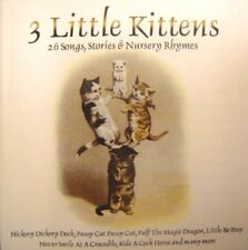 3 Little Kittens 26 Songs Stories And Nursery Rhymes Sealed