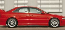 1996 97 98 99 00 01 AUDI A4 RIEGER STYLE SIDE SKIRT LIP BODY KIT SPOILER