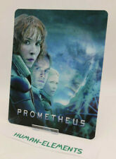 PROMETHEUS - 3D LENTICULAR Flip Magnet Cover TO FIT bluray steelbook