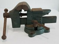 Littlestown No. 112 Swivel Bench Vise with Anvil