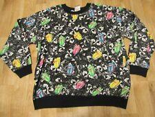 Vintage The Rolling Stones Sweater sweat shirt Tongue Brockum Voodoo Lounge 90s
