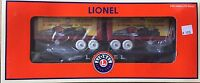 LIONEL 6-29460 ARCHIVE COLLECTION 3460 LIONEL FLATCAR WITH PIGGYBACK TRAILERS