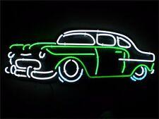 "New Vintage Old Car Garage Neon Sign 17""x14"""