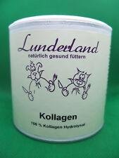 Lunderland Kollagen Arthrose Gelenke Hunde Katzen 300g (3,73€/100g)