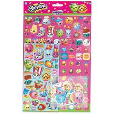 SHOPKINS Mega Pack 150 PLUS Stickers Mega Pack Party Loot Bag Fillers