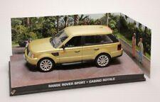Rare 1/43 James Bond 007 Range Rover Casino Royale Deagostini