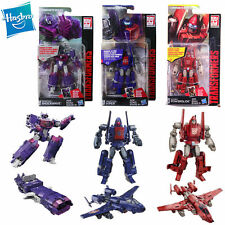 HASBRO 3 SET TRANSFORMERS IDW COMBINER WARS ROBOT SHOCKWAVE POWERGLIDE VIPER TOY