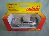 DV5629 SOLIDO PORSCHE 934 RALLYE #5 Ref 1323 1/43