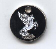 Silver Pegasus Trolley Keyring/Token/Coin/Supermarket